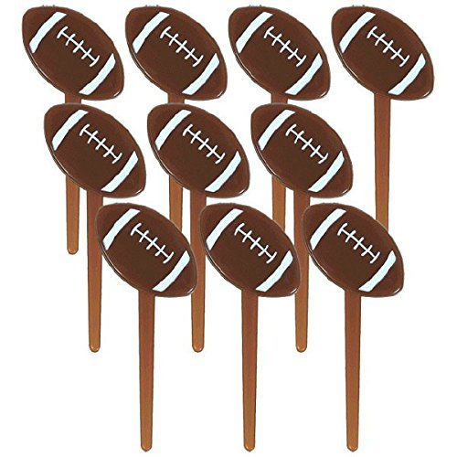Football Party Picks (36ct) (Football Party Picks compare prices)
