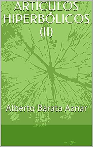 ARTICULOS HIPERBOLICOS (II)