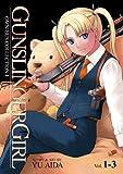 Yu Aida Gunslinger Girl Omnibus Collection 1 v. 1-3