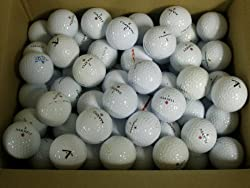 Maxfli Golf balls 100pk AAAA/AAA MIX Fire Rev Solid
