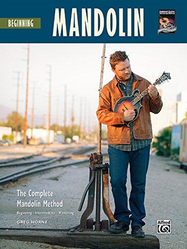 Complete Mandolin Method -- Beginning Mandolin