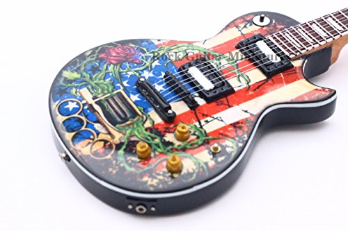 rgm227-slash-guns-n-roses-national-anthem-miniature-guitar-including-leather-guitar-strap