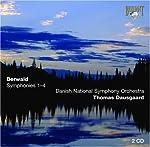 ベルワルド:交響曲全集 (Berwald: Symphonies) (2 CD)