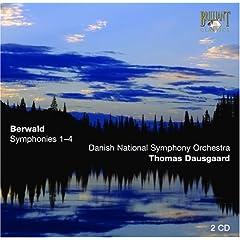 Berwald: Symphonies 1-4