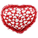 Tickles Valentine Hanging Heart Stuffed Soft Plush Toy For KIds 30 Cm