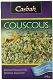 Casbah Lemon Spinach Couscous Mix, 7 Ounce (Pack of 12)