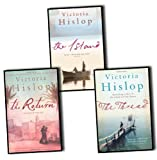 Victoria Hislop Victoria Hislop 3 Books Collection Pack Set RRP: £23.97 (The Island, The Return, The Thread)