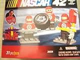 K'nex NASCAR Juan Montoya #42 Target Pit Crew