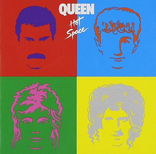 Queen - Hot Space (1994. Digital Remaster EMI) - Zortam Music