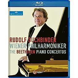 Beethoven Piano Concertos [Blu-ray]