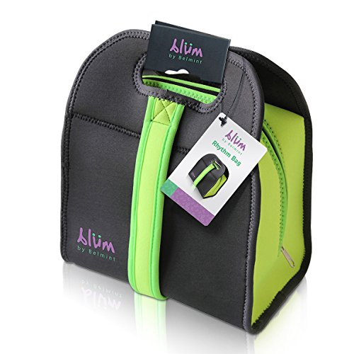 Blüm Collection Insulated Neoprene Lunch Bag with Adjustable Strap (Green) (Embark Cooler 12 Can compare prices)