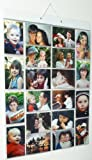Picture Pockets Large (Size A) Hanging Photo Gallery - 40 photos in 20 pockets (reversible) Retail Pack
