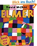 Elmer (Book and CD)