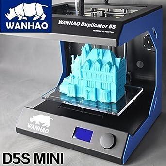 Wanhao Imprimante 3D D5S Mini - Modèle Novembre 2014 par Technologyoutlet