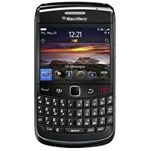 BlackBerry Bold 9780 Unlocked Cell Phone with Full QWERTY Keyboard, 5 MP Camera, Wi-Fi, 3G, Music/Video Playback, Bluetooth v2.1, and GPS $323.00