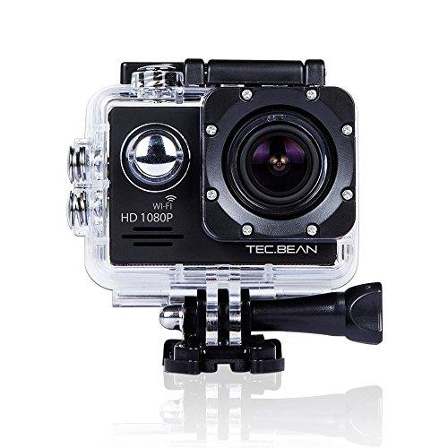 tecbean-20-zoll-action-sport-wifi-kamera-mit-14mp-170-grad-weitwinkel-und-zwei-wiederaufladbaren-akk