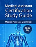 img - for Medical Assistant Certification Study Guide Volume 1: Medical Assistant Exam Book book / textbook / text book