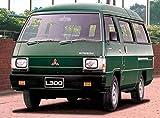 1984 Mitsubishi L300 Minivan Factory Photo
