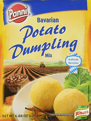 Panni Bavarian Potato Dumpling Mix (195g/6.88oz) (Potato Dumpling Mix compare prices)