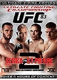 UFC 83: Serra vs St-Pierre