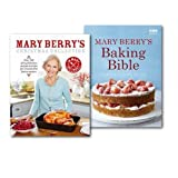 Mary Berry Mary Berry's Christmas Collection 2 Books Set, (Baking Bible & Mary Berry's Christmas Collection)