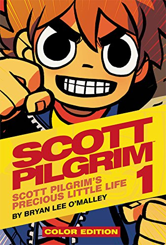 Download Scott Pilgrim Color Hardcover Volume 1: Precious Little Life