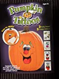 Pumpkin Tattoos (6 faces per pak)