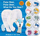 img - for Polar Bear, Polar Bear What Do You Hear? sound book book / textbook / text book