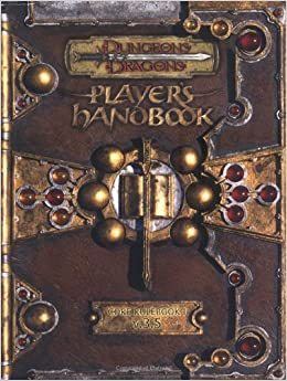 Dungeons & Dragons Player's Handbook: Core Rulebook I v.3.5 Hardcover