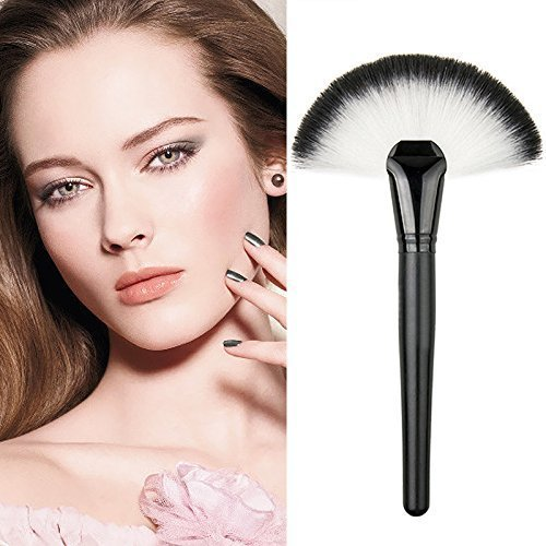 ACE-Professional-Single-Makeup-Brush-Blush-Powder-Sector-Makeup-Brush-Soft-Fan-Brush-Foundation-Brushes-Make-Up-Tool
