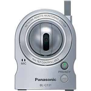 Panasonic BL-C131A Network Camera Wireless 802.11