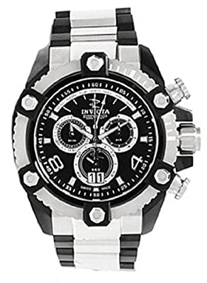 Invicta Men's 13020 Reserve Analog Display Swiss Quartz Two Tone Watch