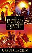 The Earthsea Quartet (Puffin Books) by Ursula K. Le Guin cover image