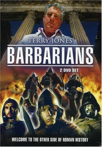 Cover art for  Terry Jones' Barbarians