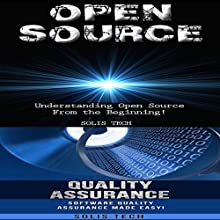 Open Source & Quality Assurance Audiobook by  Solis Tech Narrated by Millian Quinteros