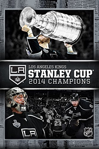 Los Angeles Kings Stanley Cup 2014 Champions