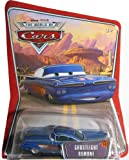 Disney Cars Series 3 World Of Cars - Ghostlight Ramone