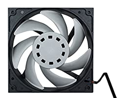 Ek Water Blocks EK-VARDAR F2-120 (1450RPM) HIGH-STATIC Pressure Computer Cooling Fan - 120mm