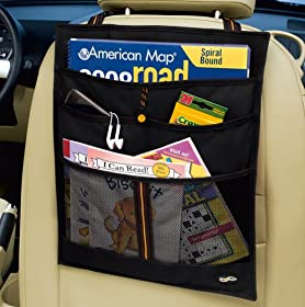 High Road Organizers Car Back Seat Organizer