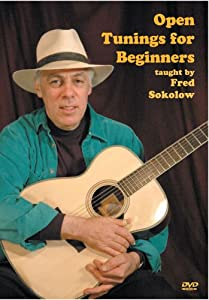 Open Tunings for Beginners [DVD]