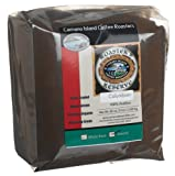 Organic Camano Island Coffee Roasters Colombia, Medium Roast, Ground, 5-Pound Bag