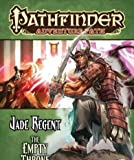 img - for Pathfinder Adventure Path: Jade Regent Part 6 - The Empty Throne book / textbook / text book