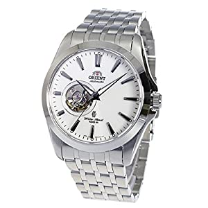 ORIENT Automatic Mens Watch SDB09003W0 shell white
