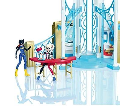 DC Super Hero Girls Super Hero High School Playset from Mattel
