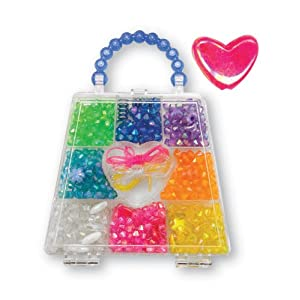 Melissa & Doug Rainbow Crystals Bead Set Over 500 Beads