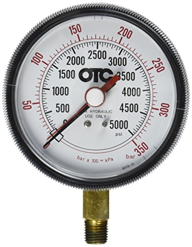 OTC 11565 Replacement Gauge for Nozlrater Diesel Injector Nozzle Tester (Otc Dial Indicator compare prices)