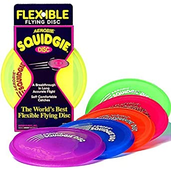 S and S Worldwide Aerobie Squidgie Disc