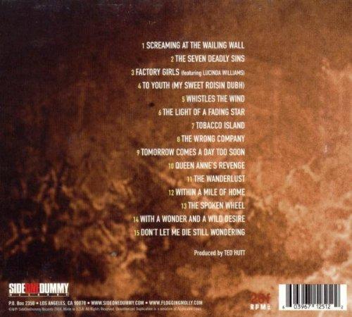 flogging molly album covers - photo #15