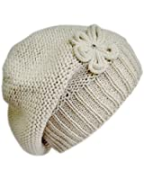 Frost Hats Slouchy Beret Chunk Knit Oversized Hat M2013-81