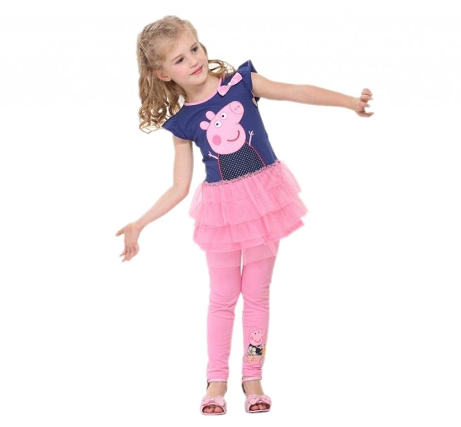 Little Girl Fashion Clothes Beauty Clothes